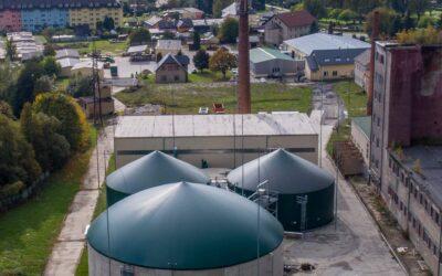 BPS vRapotíně už vytápí třetinu obce