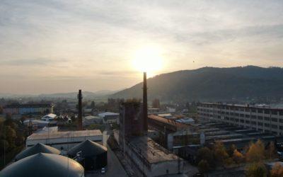 Výroba energií vEFG Rapotín BPS 2019