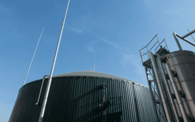 Biomethane from Rapotín is offered by innogy