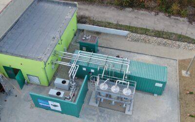 Už rok proudí včeských plynovodech zelený biometan, loni to bylo 718 tisíc m3